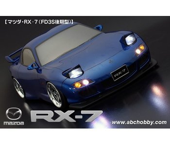 ABC Hobby Mazda RX-7 (FD3S Late ver.)