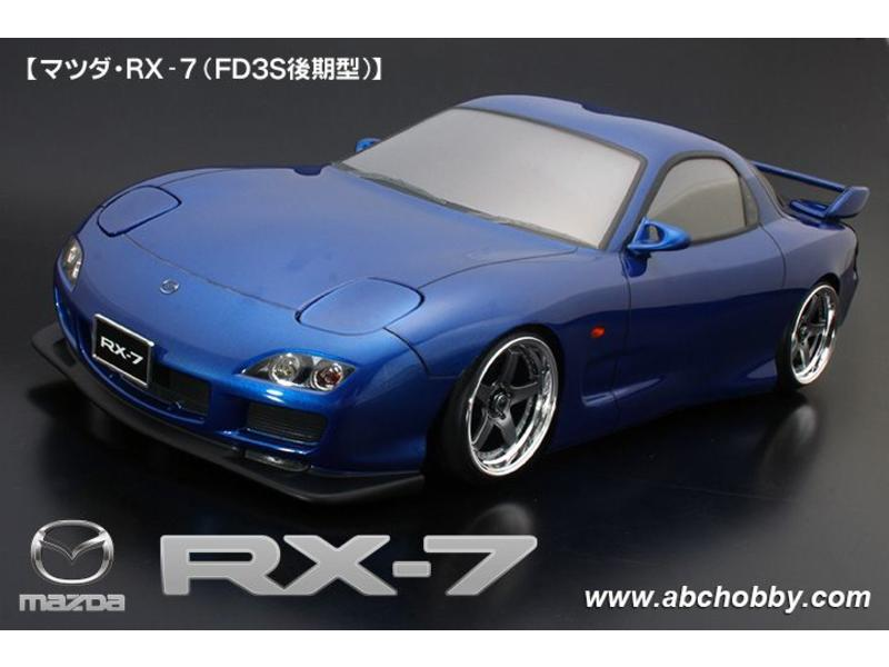 ABC Hobby 66159 - Mazda RX-7 (FD3S Late ver.)