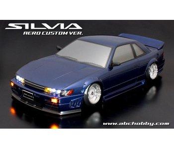 ABC Hobby Nissan Silvia S13 Aero Custom