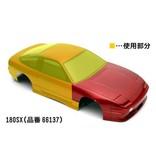ABC Hobby 66803 - Attachment #2 To Make One-Via (Nissan 180SX 66137 + Nissan Silvia S13 66142)