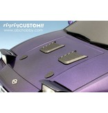 ABC Hobby 66801 - Custom Air Duct Set