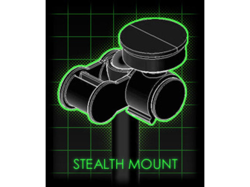 ABC Hobby 69290 - Stealth Body Mount