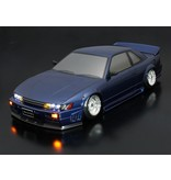 ABC Hobby 66723 - Aero Bumper & Grill Set for Nissan Silvia S13 (66142)