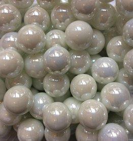 Weiße Perle, 16mm