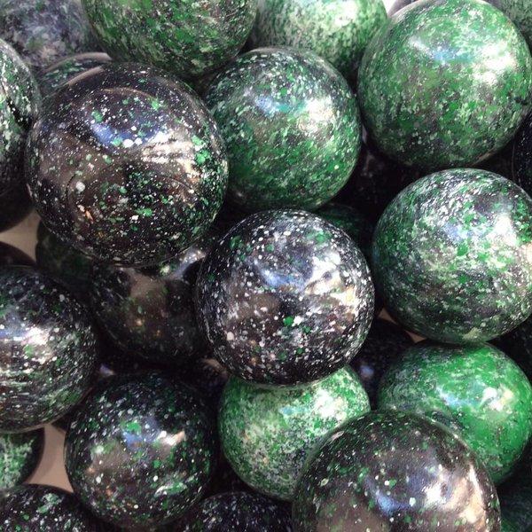 Galaxy - grün 35mm