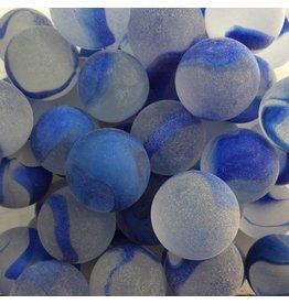 Tautropfen - blau, 22mm