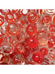 Red Moonstone *Glow in the dark* 16mm