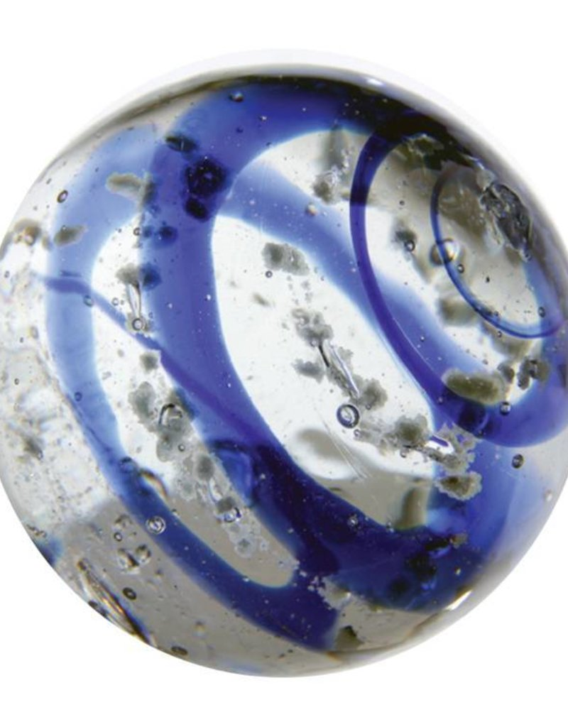 Blue Moonstone *glow in the dark*, 25mm