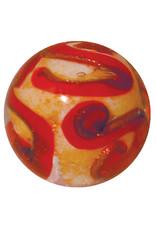 Edwardian - orange, 22mm