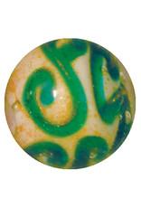 Edwardian - blau-grün, 22mm