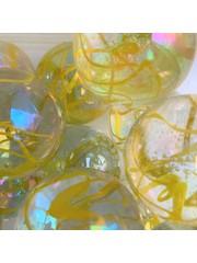 Aquarell - gelb 42mm
