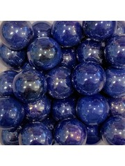 Blaue Perle 25mm