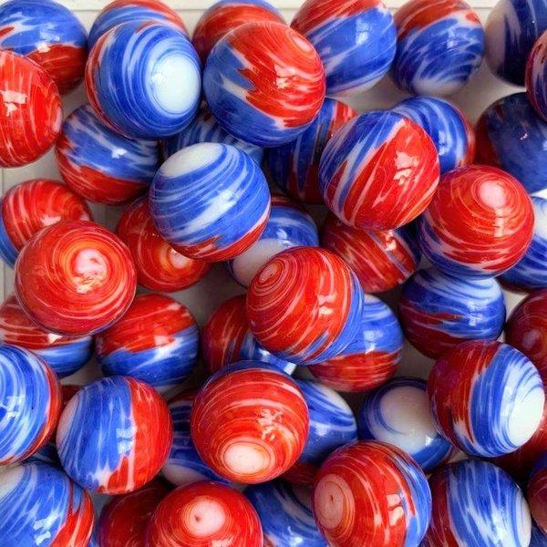 Tornado - blau-rot 16mm