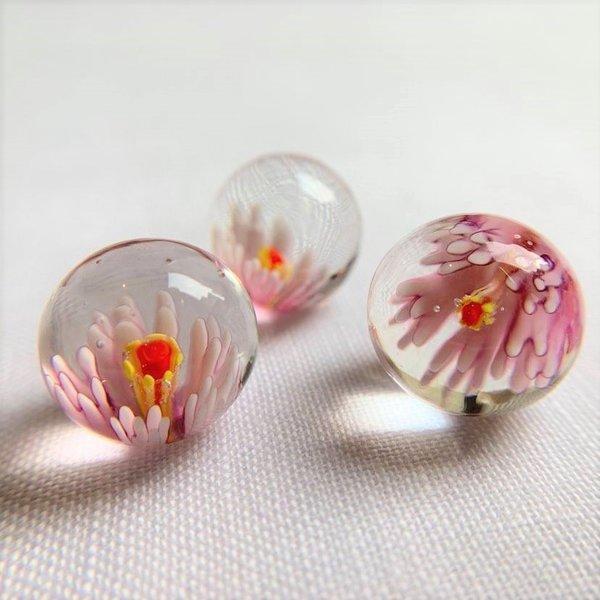 Blühen - rosa 16mm