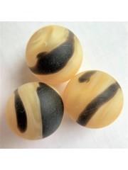 Gelb-schwarz gestreift 16,48mm