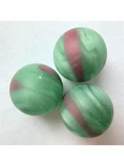 Grün-rosa gestreift 16,48mm