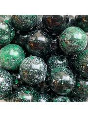 Galaxie - grün 22mm
