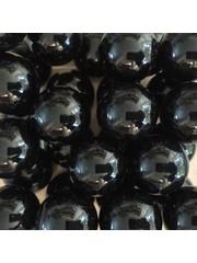 Opak - schwarz 25mm