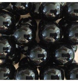 Opak - schwarz, 25mm