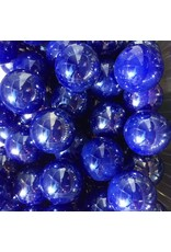 Blaue Perle, 22mm