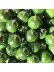 Grüne Perle 22mm