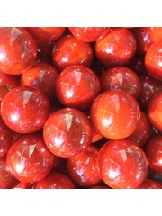 Rote Perle 22mm