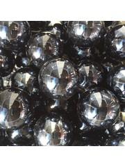 Schwarze Perle 22mm