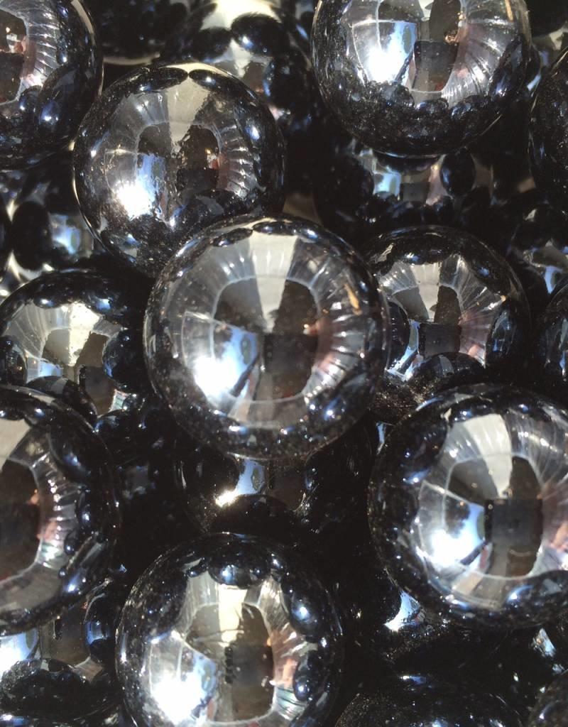 Schwarze Perle, 22mm