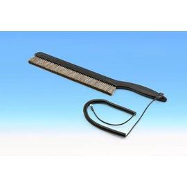 brosse antistatique SW-281 avec fil de terre