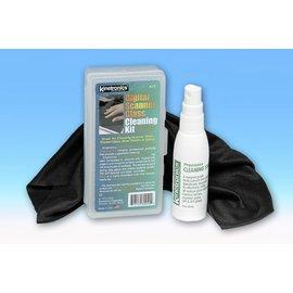 LCK - Juego de limpieza para objetivos y vidrios