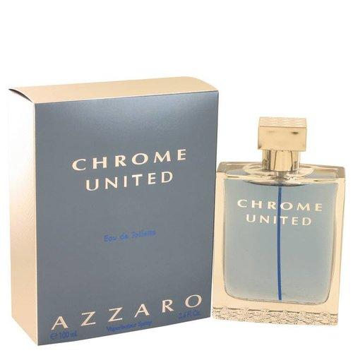 Azzaro Azzaro Chrome United Eau de Toilette 100 ml