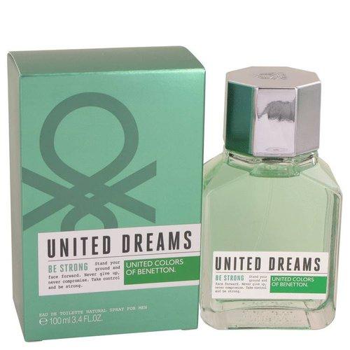Benetton United Dreams Be Strong Eau de Toilette 100 ml
