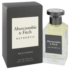 Abercrombie & Fitch Authentic Man Eau de Toilette 100 ml
