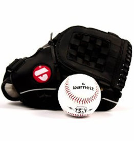 barnett GBJL-3 Zestaw baseballowy,junior, piłka, rękawica, PU ((JL-110, TS-1))