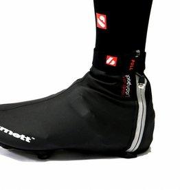 barnett BSP-05 Pokrowce na buty, cieple i wodoochronne, czarny