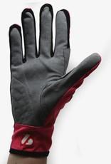 barnett Barnett NBG-18 rękawiczki na nartorolki- do narciarstwa biegowego- na rower - do biegania - różowe