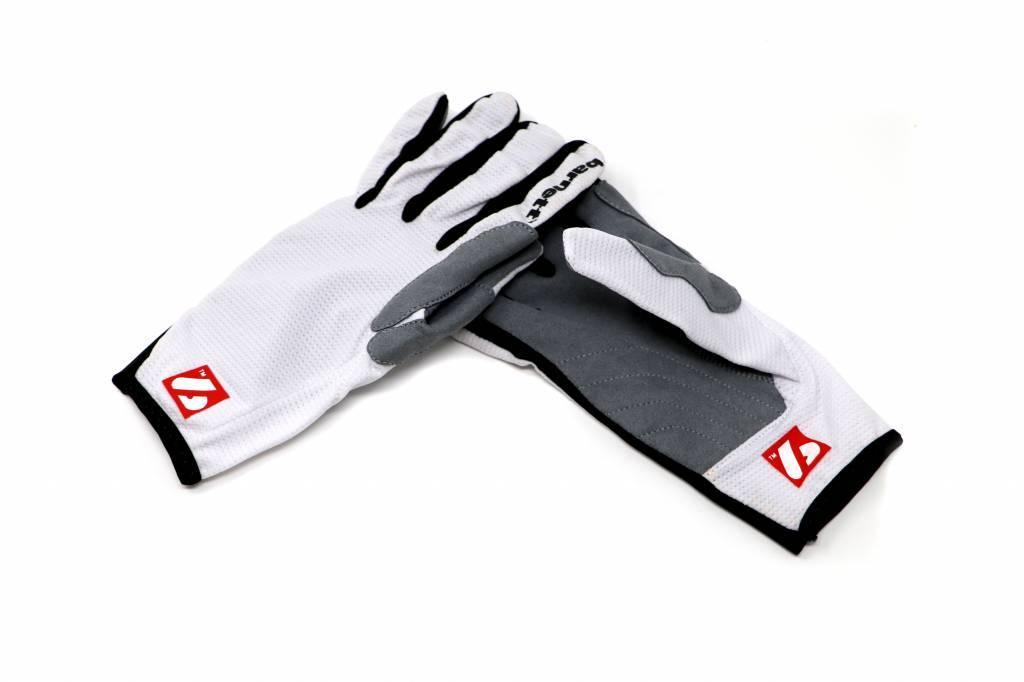 barnett Barnett NBG-18 rękawiczki na nartorolki- do narciarstwa biegowego- na rower - do biegania -białe