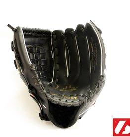 "barnett JL-110 Rękawice baseballowe, skóra kompozytowa, rozmiar 11"", czarna"