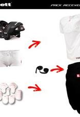 American Football Pack Receiver PRO(kompletny zestaw do futbolu