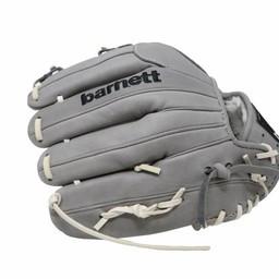 """FL-115 Skórzana rękawica do baseballu 11 """", jasno-szara"""