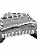 FL-203 rękawica do baseballa skóra wysokiej jakości catcher jasnoszara