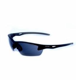 barnett GLASS-1 okulary sportowe z wymiennymi szkłami, czarne