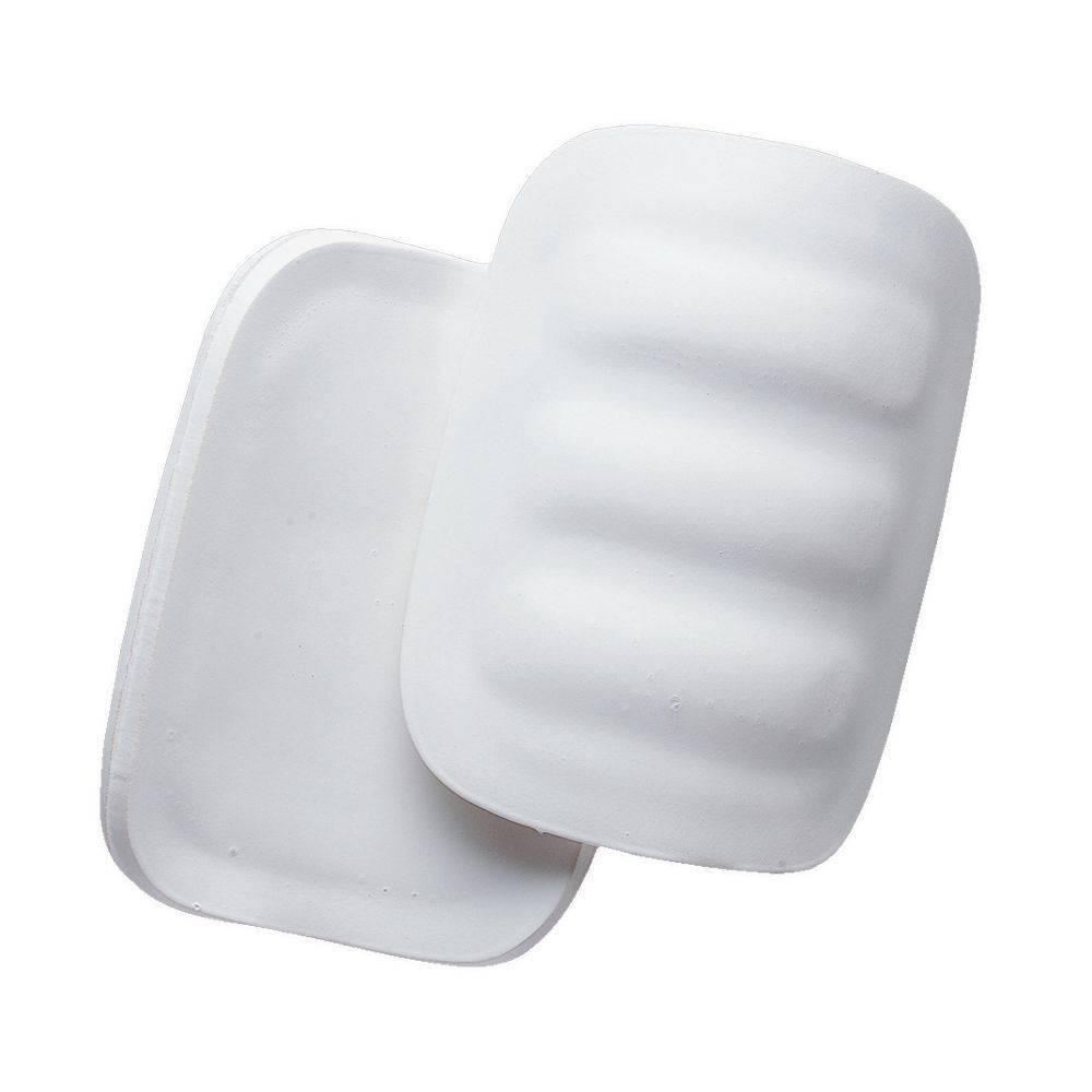 barnett FTP-01 Futbolowy ochraniacz na uda dla skrzydłowych, rozmiar uniwersalny, biały