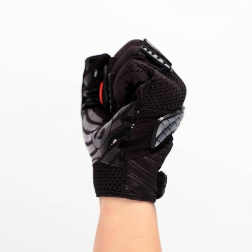 barnett FRG-02 Rękawice nowej generacji dla skrzydłowych, czarne