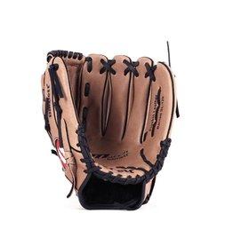 """barnett SL-120 Skórzana rękawica baseballowa infield/outfield, rozmiar 12"""", brązowa"""