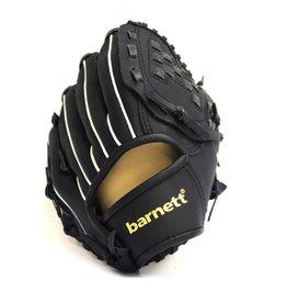"barnett JL-95 Rękawica baseballowa, skóra kompozytowa, rozmiar 9.5"", czarna"