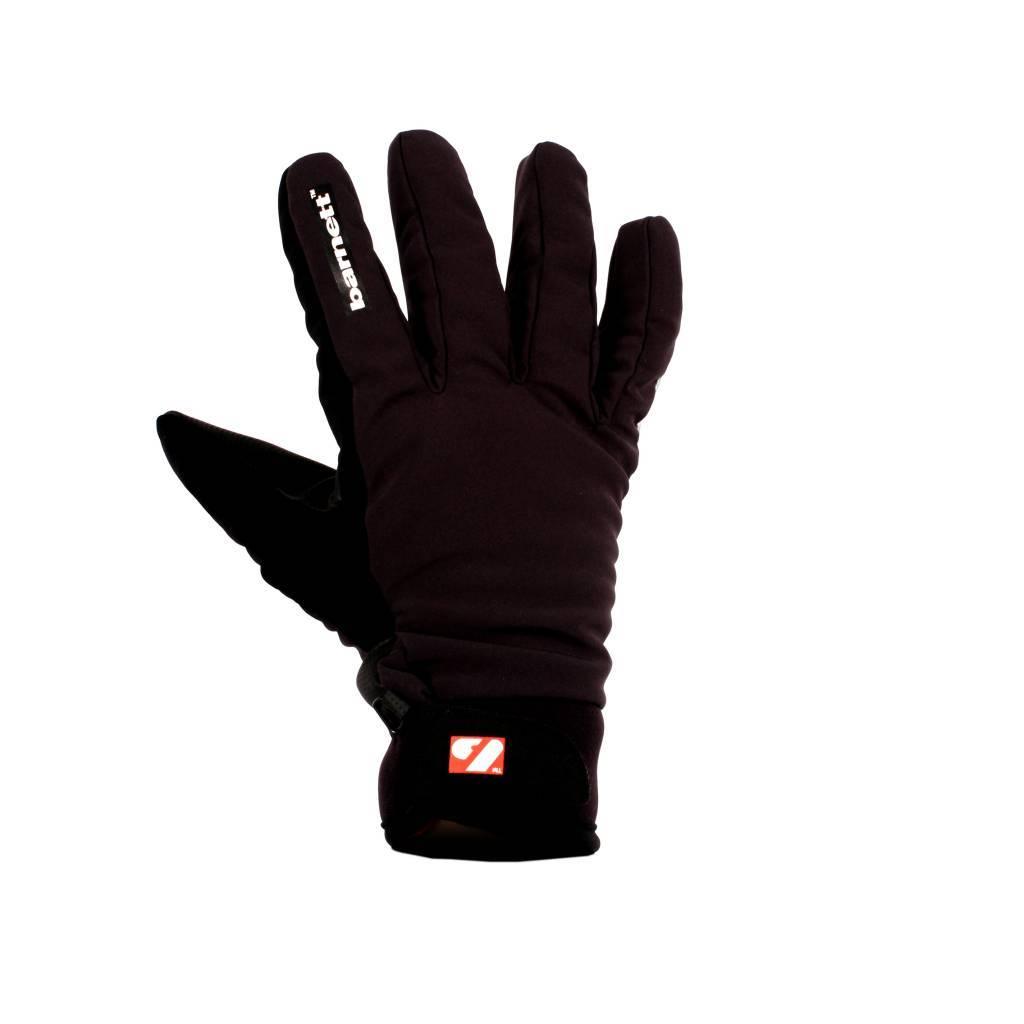 barnett NBG-07 Rękawice zimowe narciarskie i do Nordic Walkingu, softshell