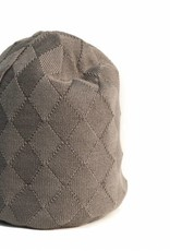 ANTON Winter Beanie Head Cap, grey