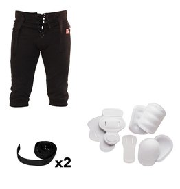 Set FKTP-02 Pants and Protections, PRO (1x FP-2+ 1x FS-01+1x FKJ-01+ 2x CMS-01)