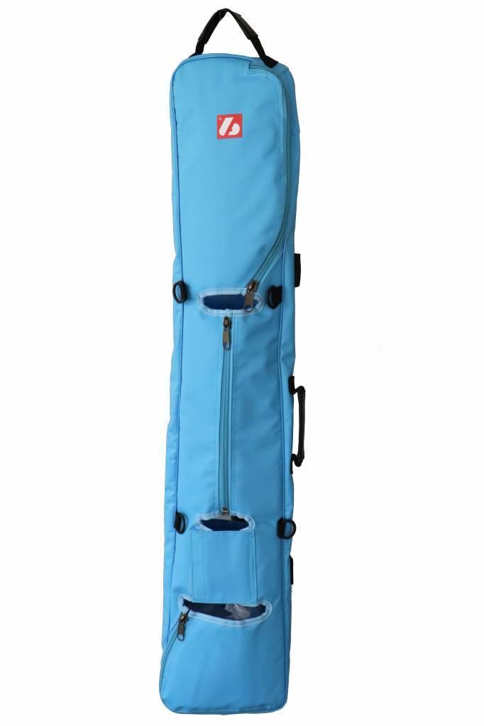 SMS-05 Biathlon Rifle Bag, Size Senior, Blue